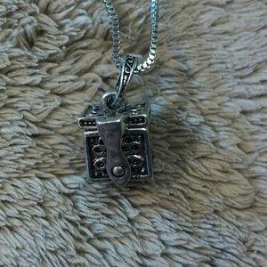 Jewelry - Pandoras box necklace